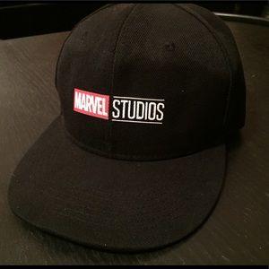 Marvel Studios Hat - Black